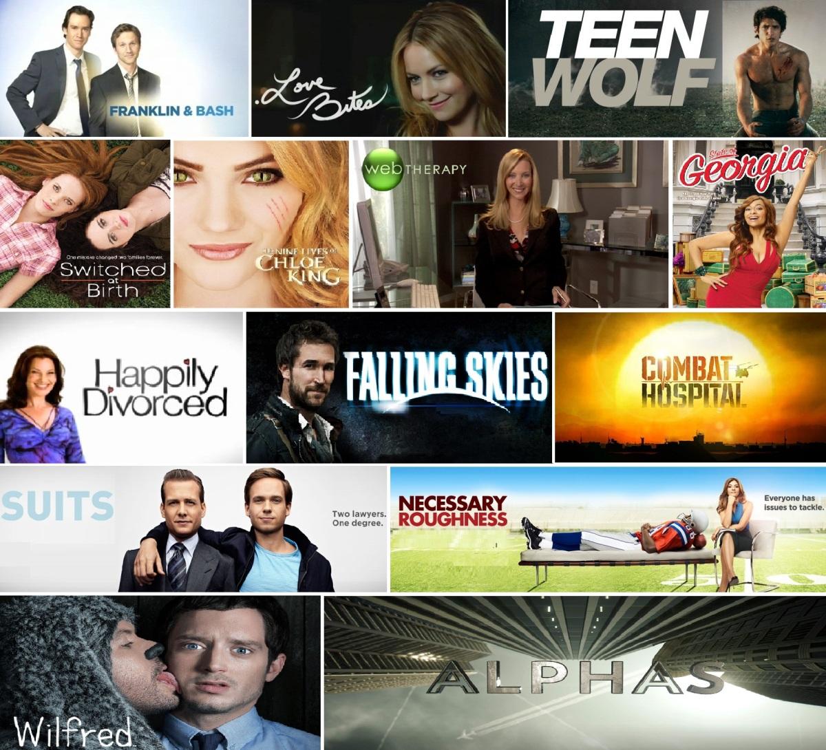 Ljeto 2011 - Raspored novih serija i povratnika na TV