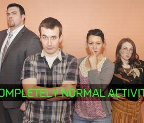 Completely Normal Activity (2011)