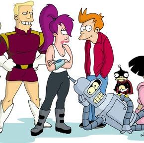 Futurama (1999) – 1.-6.sezona