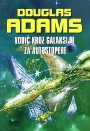 Vodič kroz galaksiju za autostopere – DouglasAdams