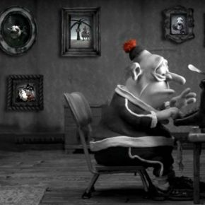 Mary and Max(2009)