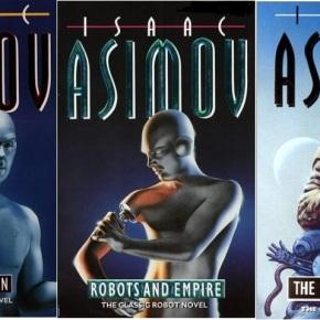 Future History (aka Foundation Universe) – Isaac Asimov: DioI