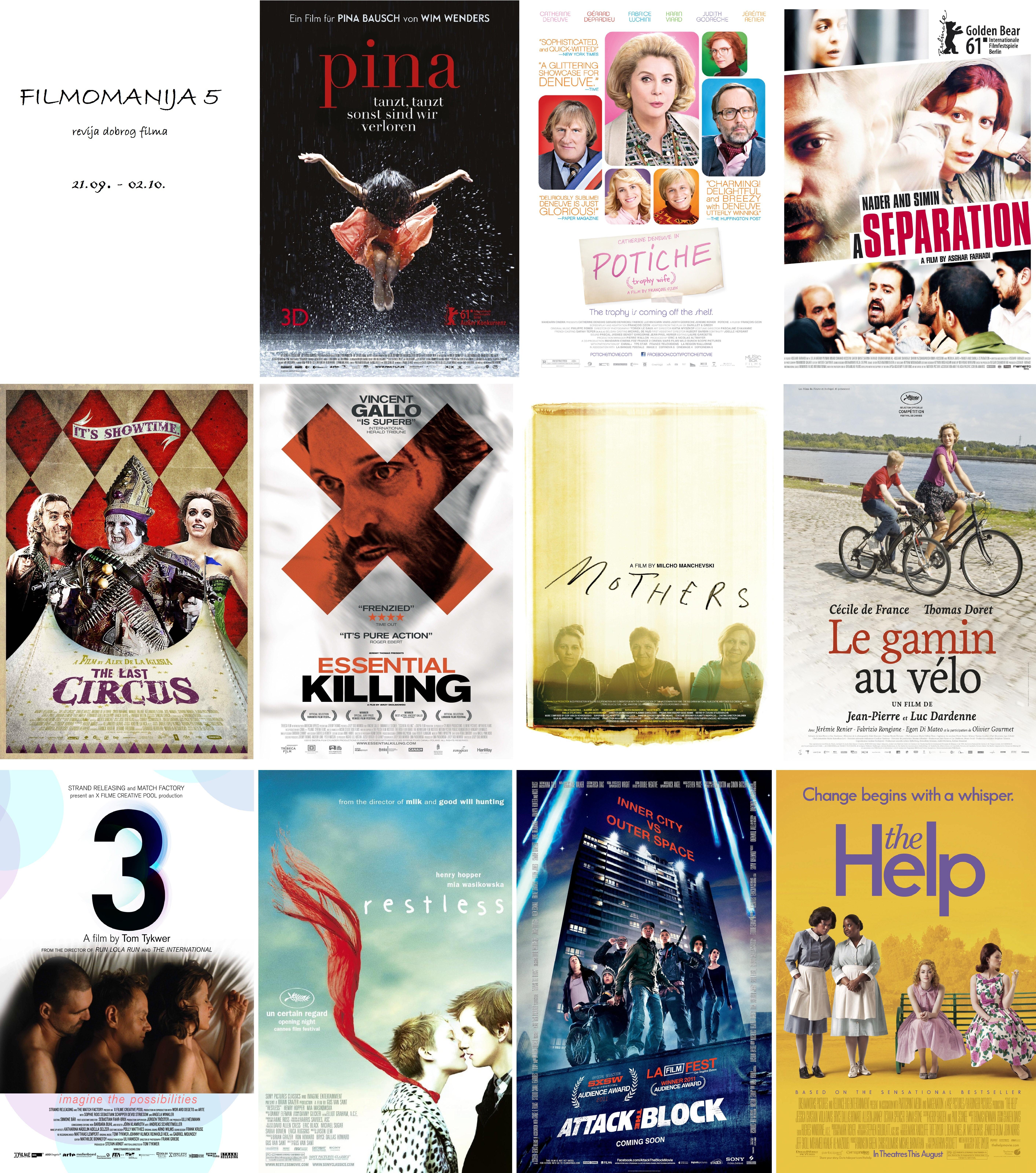 Filmomanija 5