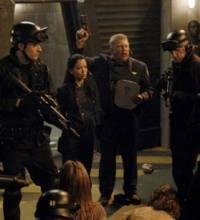 Shaw i posada Pegasusa pucaju po civilima
