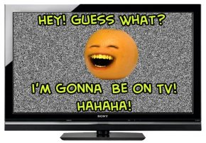The Annoying Orange ide biti naporna na TV