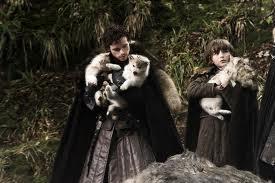 Starkovi dječaci su pronašli strahovučiće