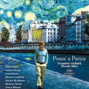 Ponoć u Parizu (Midnight in Paris,2011)