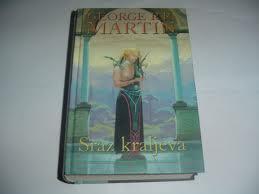 Sraz kraljeva, George R. R. Martin