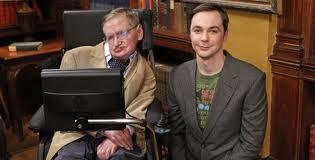 Sheldon i S. Hawking