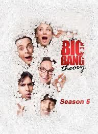 Teorija velikog praska (The Big Bang Theory, 2007- ) – 5.sezona