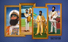 Diktator (The Dictator,2012)