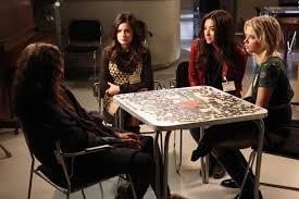 Djevojke su posjetile Spencer u mentalnoj bolnici.