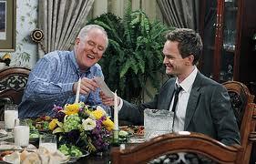 Barney je napokon upoznao oca