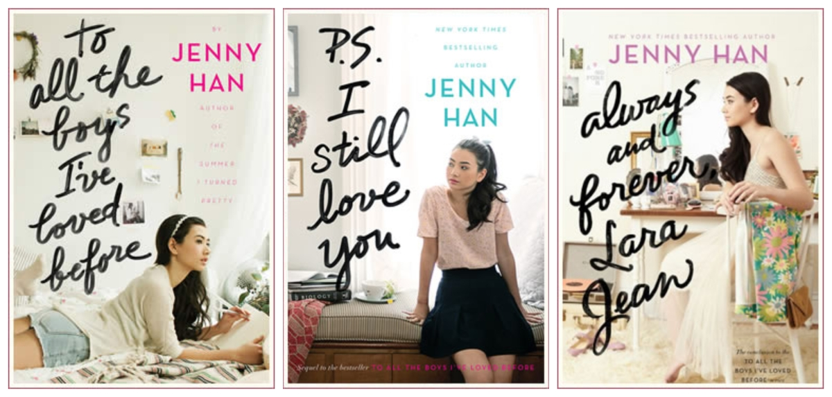 To All the Boys I've Loved Before (trilogija) - Jenny Han