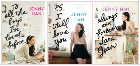 To All the Boys I've Loved Before (trilogija) – Jenny Han